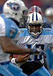 24 December 2006: Tennessee Titans quarterback Vince Young (10) in action against the Buffalo Bills at Ralph Wilson Stadium in Orchard Park, New York. The Titans edged out the Bills 30-29.&amp;#xA; &amp;#xA;Mandatory Photo Credit: Ed Wolfstein Photo<br />