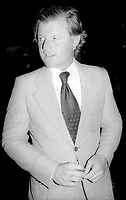 Ted Kennedy 1985<br /> Photo By Adam Scull/PHOTOlink.net
