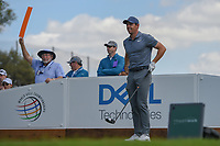 Rory McIlroy (NIR) looks over his tee shot on 3 during day 2 of the World Golf Championships, Dell Match Play, Austin Country Club, Austin, Texas. 3/22/2018.<br /> Picture: Golffile | Ken Murray<br /> <br /> <br /> All photo usage must carry mandatory copyright credit (&copy; Golffile | Ken Murray)