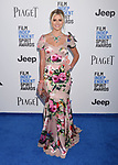 SANTA MONICA, CA - FEBRUARY 25: Blogger Lala Rudge attends the 2017 Film Independent Spirit Awards at the Santa Monica Pier on February 25, 2017 in Santa Monica, California.