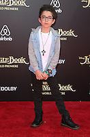 "04 April 2016 - Hollywood, California - Nicholas Bechtel. ""The Jungle Book"" Los Angeles Premiere held at the El Capitan Theatre. Photo Credit: Sammi/AdMedia"
