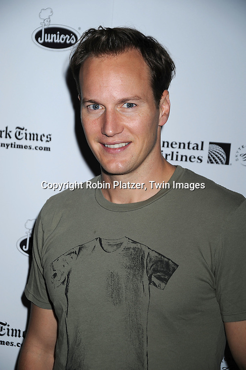 Patrick Wilson ..at The Broadway Cares/Equity Fights Aids 22nd Annual Broadway Flea Market on September 21, 2008 in Shubert Alley in New York City. ....Robin Platzer, Twin Images