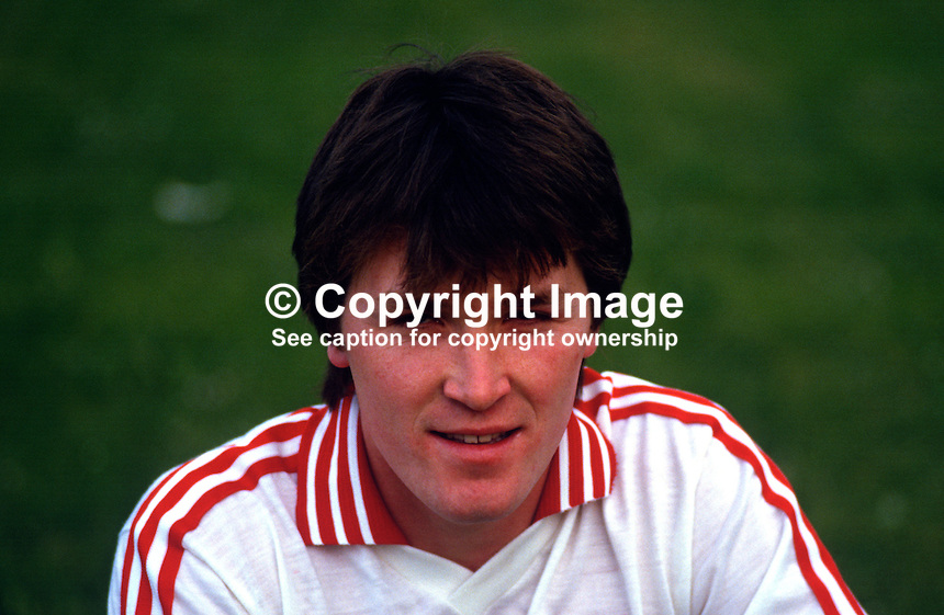 Raymond Munroe, GAA footballer, Tyrone, N Ireland, 19870607RM..Copyright Image from Victor Patterson, 54 Dorchester Park, Belfast, UK, BT9 6RJ..Tel: +44 28 9066 1296.Mob: +44 7802 353836.Voicemail +44 20 8816 7153.Skype: victorpattersonbelfast.Email: victorpatterson@me.com.Email: victorpatterson@ireland.com (back-up)..IMPORTANT: If you wish to use this image or any other of my images please go to www.victorpatterson.com and click on the Terms & Conditions. Then contact me by email or phone with the reference number(s) of the image(s) concerned.
