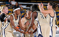 FIU Women's Basketball v. Denver (3/5/08)(SBC Tournament)