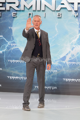 Director Alan Taylor attending the Terminator: Genisys Premiere held at CineStar, Sony Center, Berlin, Germany, 21.06.2015. <br /> Photo by Christopher Tamcke/insight media /MediaPunch ***FOR USA ONLY***