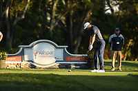 Ross Fisher during the 2nd round of the Valspar Championship,Innisbrook Resort and Golf Club (Copperhead), Palm Harbor, Florida, USA. 3/9/18<br /> Picture: Golffile   Dalton Hamm<br /> <br /> <br /> All photo usage must carry mandatory copyright credit (&copy; Golffile   Dalton Hamm)