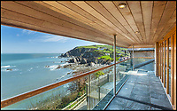 Sea Views - Spectacular cliff-top home for sale in Devon.