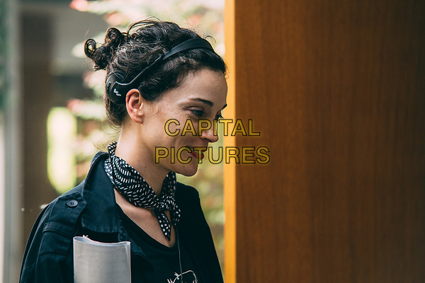 XX (2017) <br /> Director Annie Clark, on the set of &ldquo;The Birthday Party&rdquo;<br /> *Filmstill - Editorial Use Only*<br /> CAP/KFS<br /> Image supplied by Capital Pictures