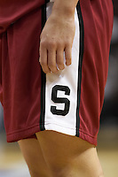 SAN ANTONIO, TX - MARCH 25, 2006: The Stanford University Cardinal face the Oklahoma University Sooners in the NCAA Women's Basketball San Antonio Regional second semi-final in the AT&T Center. (Photo by Jeff Huehn)