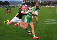 150829 Women's Provincial Rugby Championship - Wellington v Manawatu