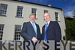 Pictured with Denis Murphy, Managing Director of .Premier Financial Services is Eoin Liston..