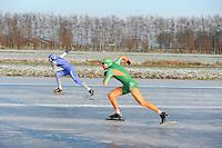 SCHAATSEN: Allerlei, t.b.v. SchaatsSeizoen 2012-2013, ©foto Martin de Jong
