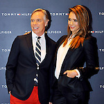 Tommy Hilfiger, Jessica Alba, Apr 16, 2012 : Fashion designer Tommy Hilfiger(L) and actress Jessica Alba attend the Tommy Hilfiger Omotesando Flagship Store opening in Tokyo, Japan, on April 16, 2012.