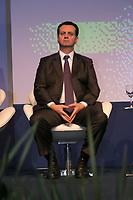 SAO PAULO, SP - 06.06.2017 - CIAB-FEBRABAN - O Ministro de Ciência e Tecnologia, Gilberto Kassab participa da Ciab Febraban 2017 na manhã desta terça-feira (6) no Expo Transamérica, zona sul de São Paulo.<br /> (Foto: Fabricio Bomjardim / Brazil Photo Press)