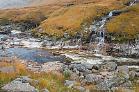 River Etive in the Scottish Highlands