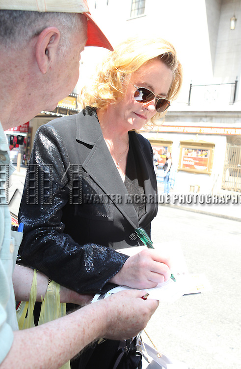Cybill Shepherd.attending 'Gore Vidal - A Celebration' at the Schoenfeld Theatre in New York City on August 23, 2012 © Walter McBride/WM Photography