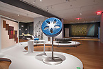 """Installation photo of """"Nature—Cooper Hewitt Design Triennial."""" Photo: Matt Flynn"""