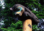 Kat's bear wife, Totem Bight SHP