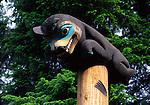 Kat's bear wife, Totem Bight SHP