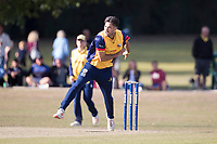 Shane Snater of Essex in action during Upminster CC vs Essex CCC, Benefit Match Cricket at Upminster Park on 8th September 2019