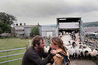 Mark Stanley &amp; Ruth Wilson<br /> Dark River (2017) <br /> *Filmstill - Editorial Use Only*<br /> CAP/RFS<br /> Image supplied by Capital Pictures