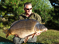 Tarka carps it - angling world in mourning as Britain's biggest ever common carp fish dies.