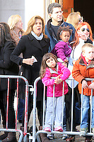 NEW YORK, NY - NOVEMBER 22: Hoda Kotb at the 86th Annual Macy's Thanksgiving Day Parade on November 22, 2012 in New York City. Credit: RW/MediaPunch Inc. /NortePhoto