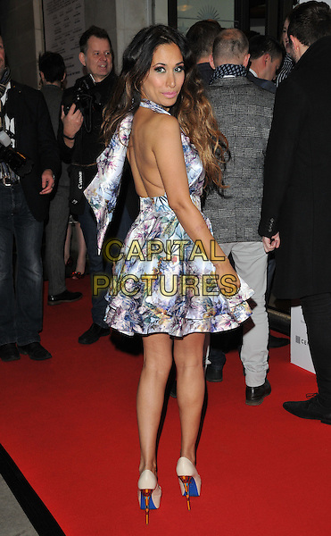 Preeya Kalidas attends the Whatsonstage.com Awards Concert 2016, Prince of Wales Theatre, Coventry Street, London, UK, on Sunday 21 February 2016.<br /> CAP/CAN<br /> &copy;CAN/Capital Pictures