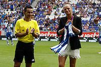 2012.09.16 La Liga RCD Espanyol VS Athletic Club