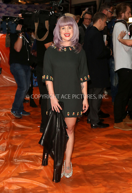 WWW.ACEPIXS.COM<br /> <br /> US Sales Only<br /> <br /> Kelly Osbourne at the House of Holland Show during London Fashion Week SS14 on September 14 2013  in London<br /> <br /> By Line: Famous/ACE Pictures<br /> <br /> <br /> ACE Pictures, Inc.<br /> tel: 646 769 0430<br /> Email: info@acepixs.com<br /> www.acepixs.com