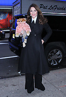 NEW YORK, NY- January 07: Lisa Vanderpump at GMA Day promoting the new season of Vanderpump Rules on January 07, 2019 in New York City. <br /> CAP/MPI/RW<br /> &copy;RW/MPI/Capital Pictures