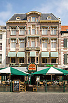 Grand Cafe Atlanta hotel, city centre of Nijmegen, Gelderland, Netherlands
