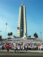 Cuba May Day