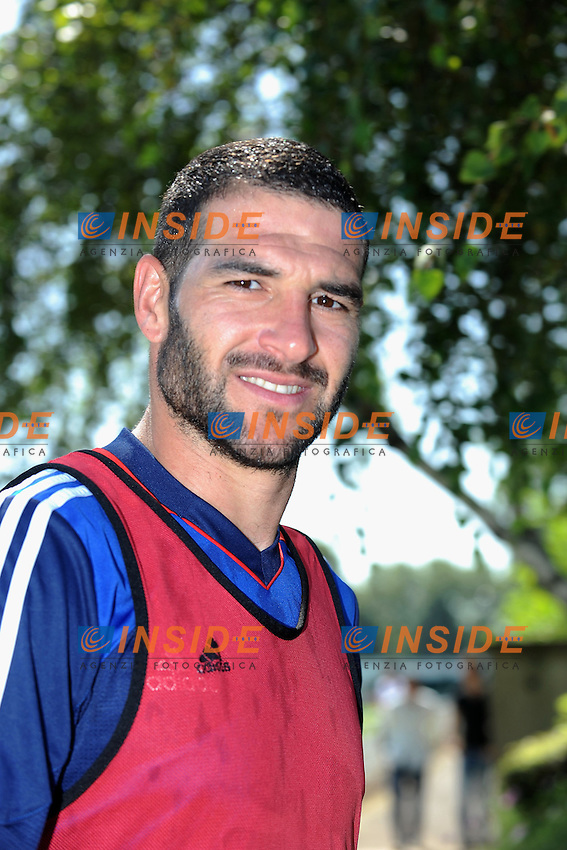 Lisandro .Football Calcio 2012/2013.Ligue 1 Francia.Foto Panoramic / Insidefoto .ITALY ONLY