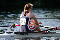 Race: 211 J1x Quarter-Final - Monkton Combe vs Lady E Holles <br /> <br /> Henley Women's Regatta 2017<br /> <br /> To purchase this photo, or to see pricing information for Prints and Downloads, click the blue 'Add to Cart' button at the top-right of the page.