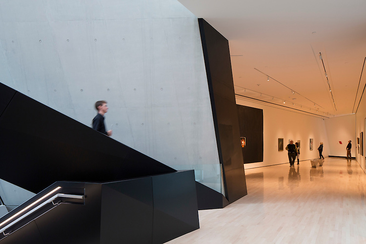 Eli & Edythe Broad Art Museum at Michigan State University | Architect: Zaha Hadid Architects