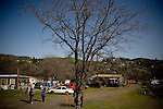 The Winnemem village, called Tuiimyali, in Jones Valley, Calif. March 17, 2010.