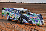 May 26, 2011; 8:00:02 PM; Wheatland, Mo., USA; The  Lucas Oil Late Model Dirt Series running the 19th Annual Dart Show-Me 100 event at the Lucas Oil Speedway.  Mandatory Credit: (thesportswire.net)