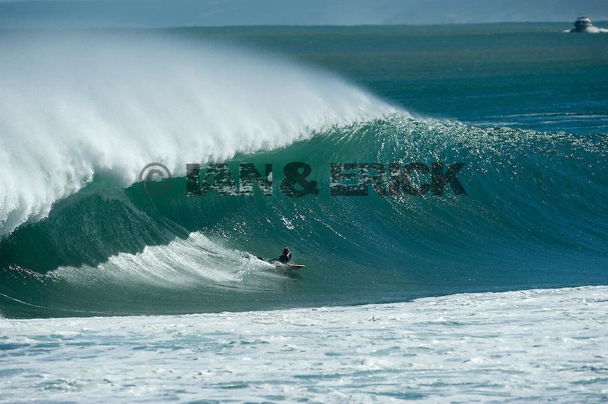 Mitch Rawlins at Dang Dang in Kalbarri, Western Australia.