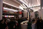 The New Lobby Design at the Unveiling of the Revitalized Public Theater at Astor Place in New York City on 10/4/2012.