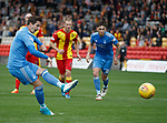Kenny McLean scores from the penalty spot