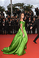 Winnie Harlow<br /> CANNES, FRANCE - MAY 14: Arrivals at the screening of 'Blackkklansman' during the 71st annual Cannes Film Festival at Palais des Festivals on May 14, 2018 in Cannes, France.<br /> CAP/PL<br /> &copy;Phil Loftus/Capital Pictures