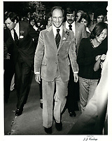 Pierre Trudeau ,29 septembre 1978<br /> <br /> PHOTO : agence quebec presse