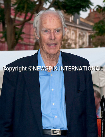 """GEORGE MARTIN.David Frost's annual party attended by Royalty; Celebrities and Politicians, London_02/07/2009.Mandatory Photo Credit: ©Dias/Newspix International..**ALL FEES PAYABLE TO: """"NEWSPIX INTERNATIONAL""""**..PHOTO CREDIT MANDATORY!!: NEWSPIX INTERNATIONAL(Failure to credit will incur a surcharge of 100% of reproduction fees)..IMMEDIATE CONFIRMATION OF USAGE REQUIRED:.Newspix International, 31 Chinnery Hill, Bishop's Stortford, ENGLAND CM23 3PS.Tel:+441279 324672  ; Fax: +441279656877.Mobile:  0777568 1153.e-mail: info@newspixinternational.co.uk"""