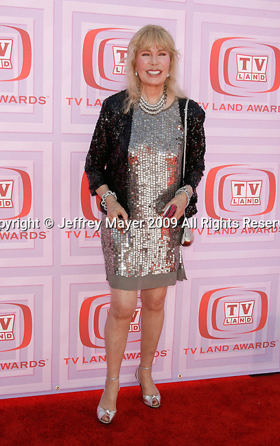 UNIVERSAL CITY, CA. - April 19: Loretta Swit arrives at the 2009 TV Land Awards at the Gibson Amphitheatre on April 19, 2009 in Universal City, California.