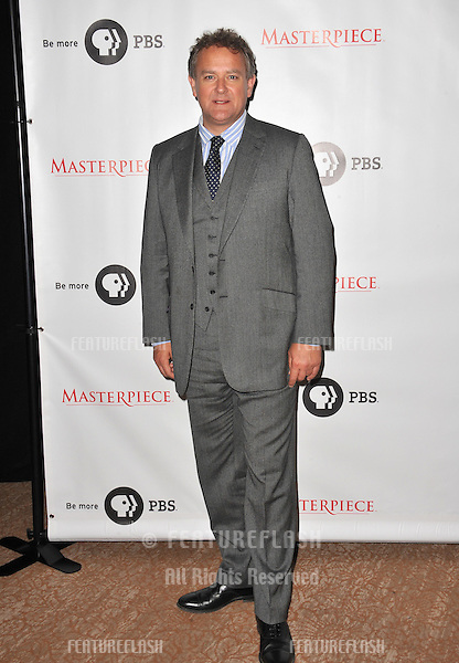 Hugh Bonneville at photocall for the third series of Downton Abbey at the Beverly Hilton Hotel..July 22, 2012  Los Angeles, CA.Picture: Paul Smith / Featureflash