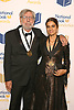Domenico Starnone and Jhumpa Lahiri attend the 69th National Book Awards Ceremony and Benefit Dinner presented by the National Book Foundaton on November 14, 2018 at Cipriani Wall Street in New York, New York, USA.<br /> <br /> photo by Robin Platzer/Twin Images<br />  <br /> phone number 212-935-0770
