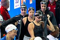 Team Italy ITA <br /> di LIDDO Elena , CASTIGLIONI Arianna , BIANCHI Ilaria , <br /> PANZIERA Margherita <br /> Women's 4x50m Medley Relay <br /> Hangzhou 12/12/2018 <br /> Hangzhou Olympic & International Expo Center <br /> 14th Fina World Swimming Championships 25m <br /> Photo Andrea Staccioli/ Deepbluemedia /Insidefoto