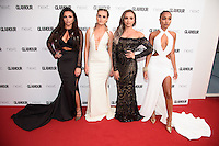 Little Mix<br /> arrives for the Glamour Women of the Year Awards 2016, Berkley Square, London.<br /> <br /> <br /> &copy;Ash Knotek  D3130  07/06/2016