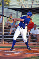 Justin Bour -  Chicago Cubs - 2009 Arizona League.Photo by:  Bill Mitchell/Four Seam Images